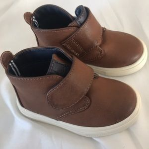 Nautica Toddler Brown Boots